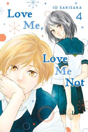 Love me, love me not (EN) T.04 | 9781974713127