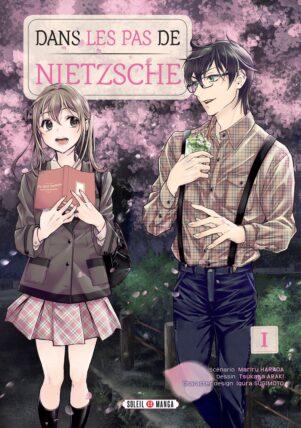 Dans les pas de Nietzsche  T.01   9782302083400