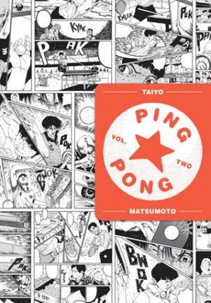 Ping Pong (EN) T.02   9781974711666