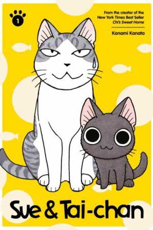 Sue & Tai-chan (EN) T.01   9781632369390