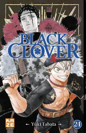 Black Clover T.24   9782820338068