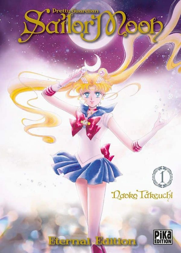 Sailor Moon - Eternal Ed. T.01   9782811652128