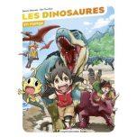 Dinosaures en manga (Les) | 9791036310140