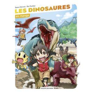 Dinosaures en manga (Les)   9791036310140