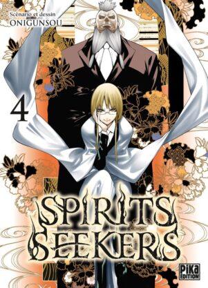 Spirits seekers  T.04 | 9782811653682