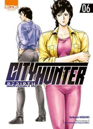 City Hunter - Rebirth T.06   9791032706466