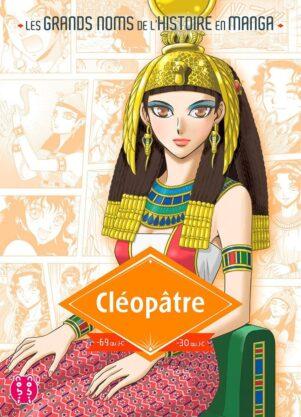 Cleopatre   9782373493153