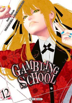 Gambling School T.12 | 9782302083387