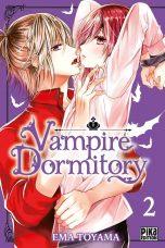 Vampire dormitory  T.02   9782811657932