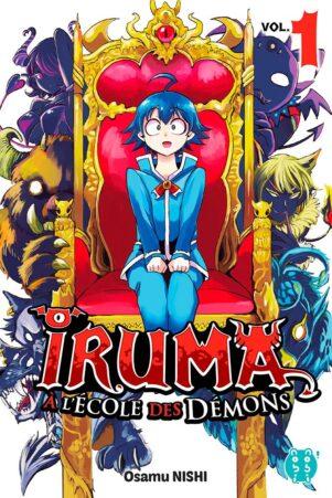 Iruma a l'ecole des demons  T.01 | 9782373493863