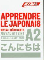 Apprendre le japonais | 9782700571097