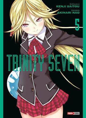 Trinity Seven T.05   9782809486827