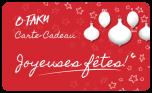 La carte cadeau O-Taku   otk_gift_card