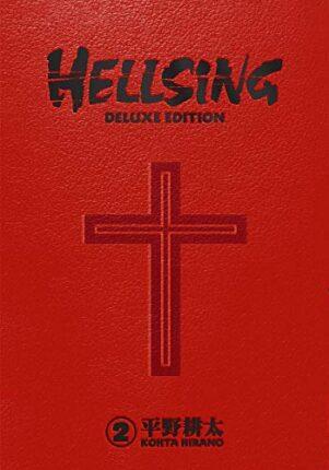 HELLSING DELUXE ED (EN) T.02 (release Nov2020) | 9781506720012