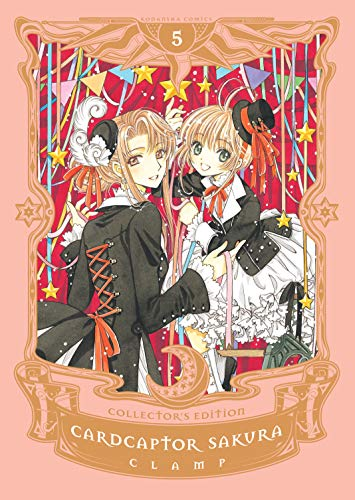 Cardcaptor Sakura - Collector ed. (EN) T.05   9781632368775