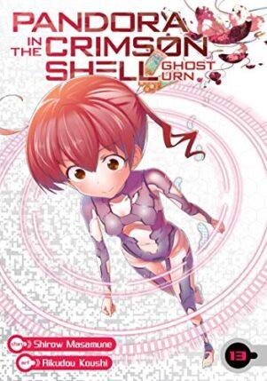 Pandora in the Crimson Shell T.13   9781645054566