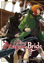 Ancient magus's bride (EN) T.13   9781645054702