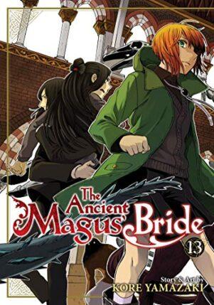 Ancient magus's bride (EN) T.13 | 9781645054702