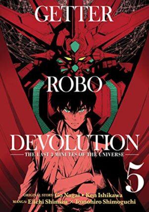 Getter Robo Devolution (EN) T.05   9781645054757