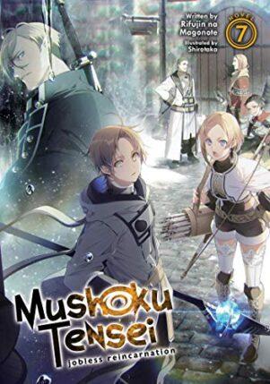 Mushoku tensei - Light novel (EN) T.07   9781645057536