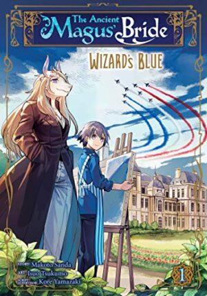 Ancient Magus' Bride: Wizard's Blue (The) (EN) T.01 | 9781645058397
