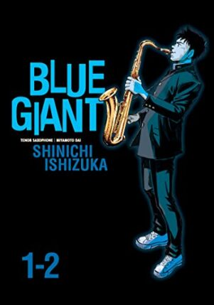 Blue Giant - Omnibus (EN) T.01-02   9781645058649