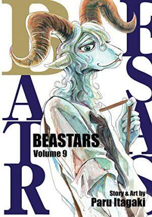 Beastars (EN) T.09   9781974708062