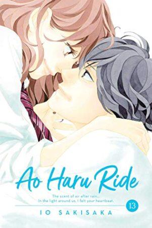 Ao Haru Ride (EN) T.13   9781974708239