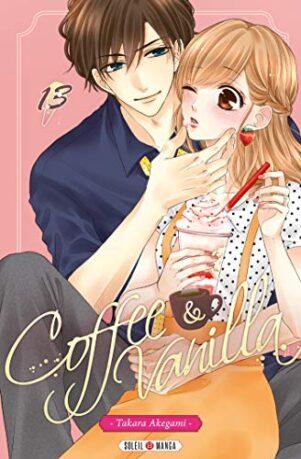 Coffee and Vanilla T.13 | 9782302090736