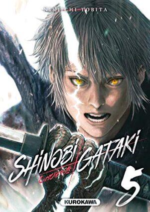 Shinobi Gataki T.05 | 9782368529331