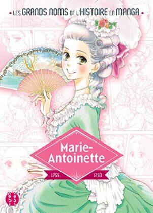 Marie-Antoinette   9782373493283