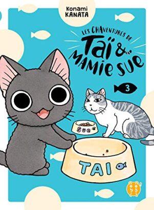 Chaventures de Tai & Mamie Sue (Les) T.03   9782373494525