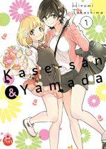 Kase-san & Yamada T.01 | 9782375062180