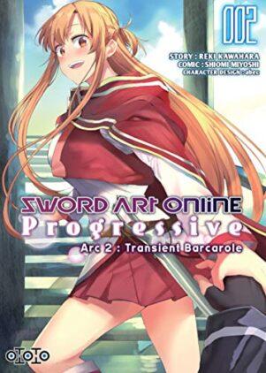 Sword art online Progressive Arc 2 T.02 | 9782377173495