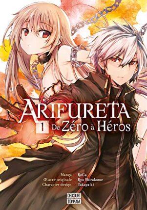 Arifureta, de zero a heros T.01   9782413028079