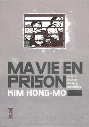 Ma vie en prison | 9782505076278