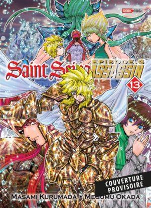 Saint Seiya - Episode G. Assassin T.13   9782809486629