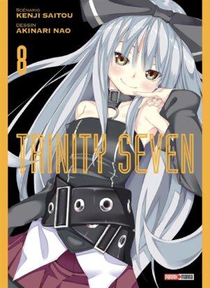 Trinity Seven T.08   9782809486858