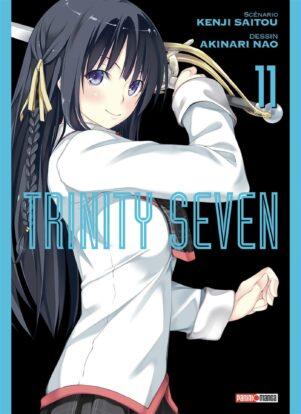Trinity Seven T.11   9782809486889