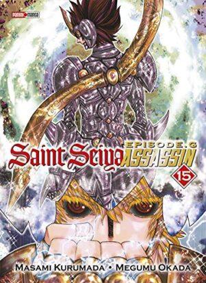 Saint Seiya - Episode G. Assassin T.15   9782809490077
