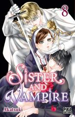 Sister and vampire T.08   9782811657598