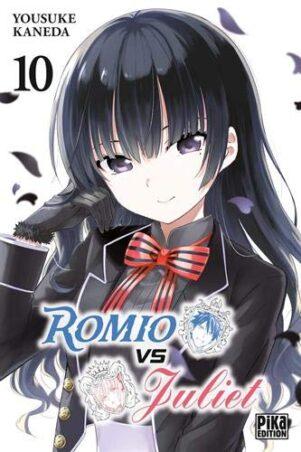 Romio vs Juliet T.10   9782811658281