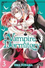 Vampire dormitory T.03   9782811659189