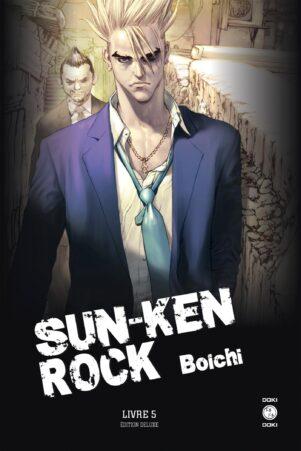 Sun ken Rock Édition deluxe T.05 | 9782818967454