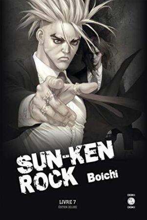 Sun ken Rock Édition deluxe T.07 | 9782818977408
