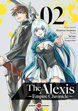 Alexis empire chronicle (The) T.02 | 9782818978405