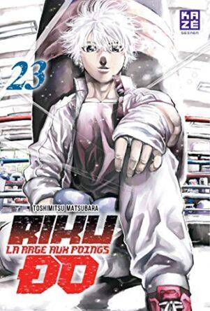 Riku-do, la rage aux poings T.23 | 9782820338518