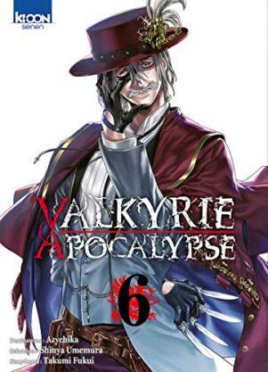 Valkyrie Apocalypse T.06   9791032706749