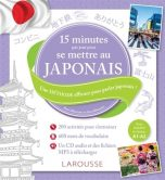 15 minutes par jour pour se mettre au japonais | 9782035909831