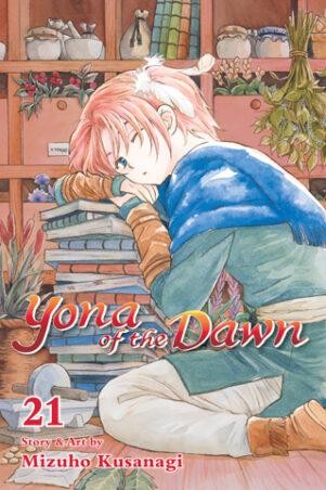 Yona of the Dawn (EN) T.21   9781421593814